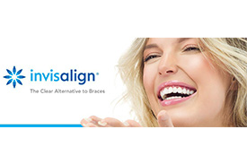 Invisalign with girl